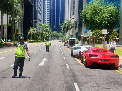 Event Traffic Management